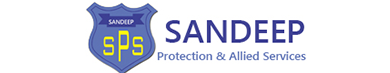 Website design for Sandeep Protection & Allied Services