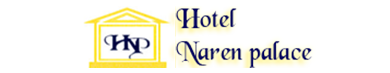 Website design for Hotel Naren Palace